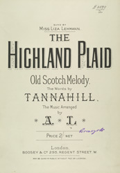The Highland Plaid part 01